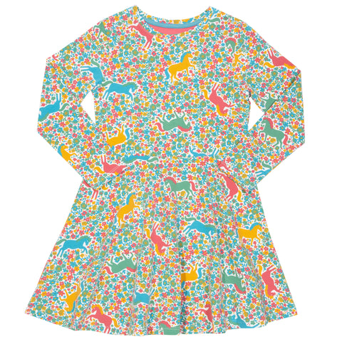 Image of Kite Pretty Pony Skater Dress