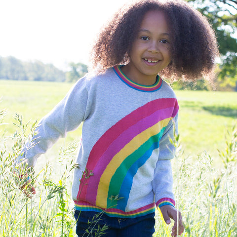Image of Kite Rainbow Jumper