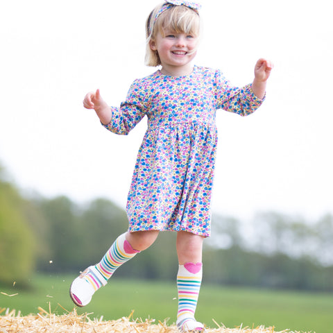 Image of Kite 2 pk Happy Cloud Socks