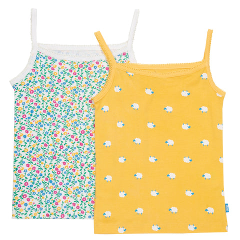 Image of Kite 2 pk Wildflower Vests
