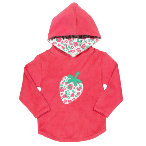 Kite Strawberry Beach Cover-up