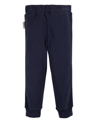 Frugi Everyday Cuffed Legging - Indigo