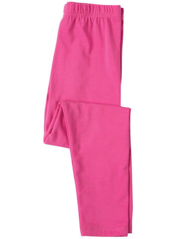Image of Frugi Libby Leggings - Flamingo - Organic Cotton