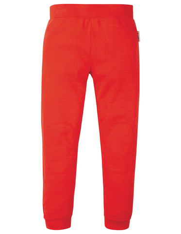 Image of Frugi Cuffed Leggings - Koi Red