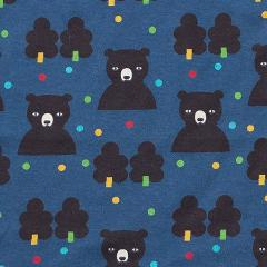 Image of Dungarees - Winter Bear