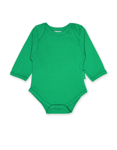 Toby Tiger Green Basic Baby Body