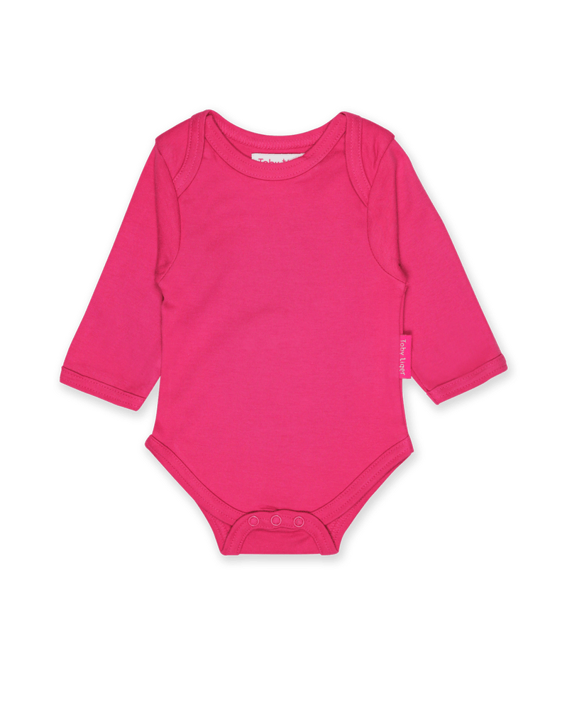 Toby Tiger Pink Basic Baby Body