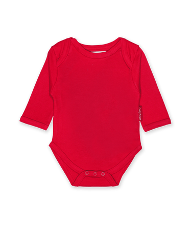 Toby Tiger Red Basic Baby Body