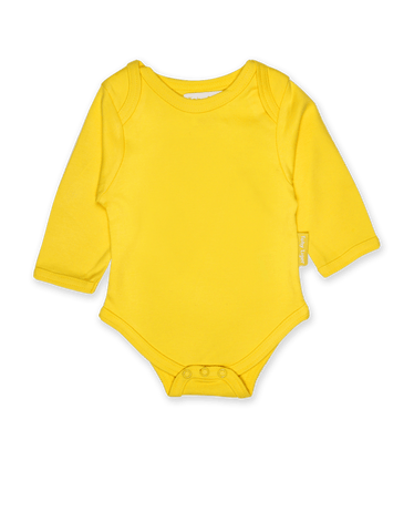 Toby Tiger Yellow Basic Baby Body