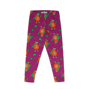 Raspberry Republic Leggings - Papaya Power