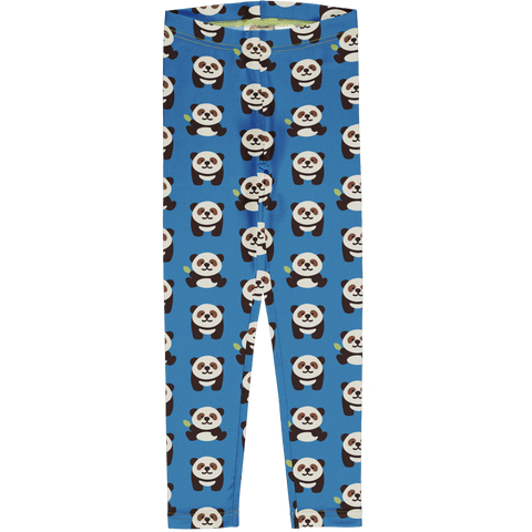 Maxomorra Leggings - Playful Panda