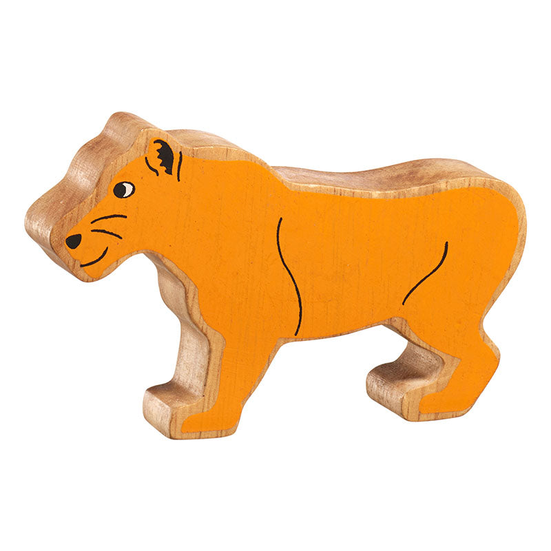 Lanka Kade Natural Orange Lioness