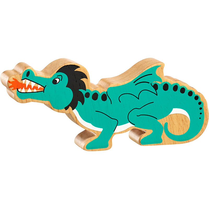 Lanka Kade Natural Turquoise Dragon