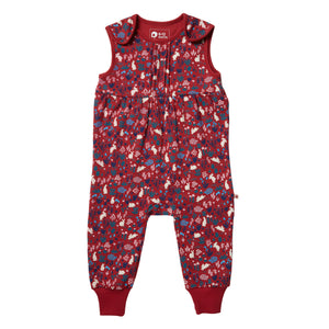 Piccalilly -  Dungarees - Bunny - Organic Cotton