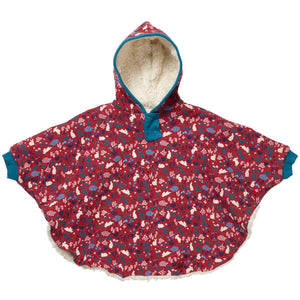 Piccalilly Poncho - Bunny Print