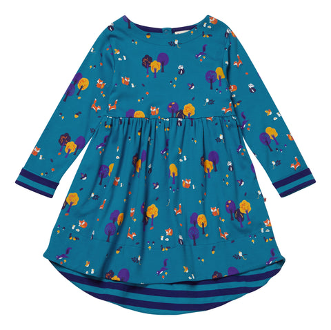 Piccalilly Dress - Woodland