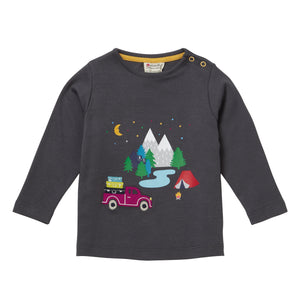 Piccalilly Happy Campers Top
