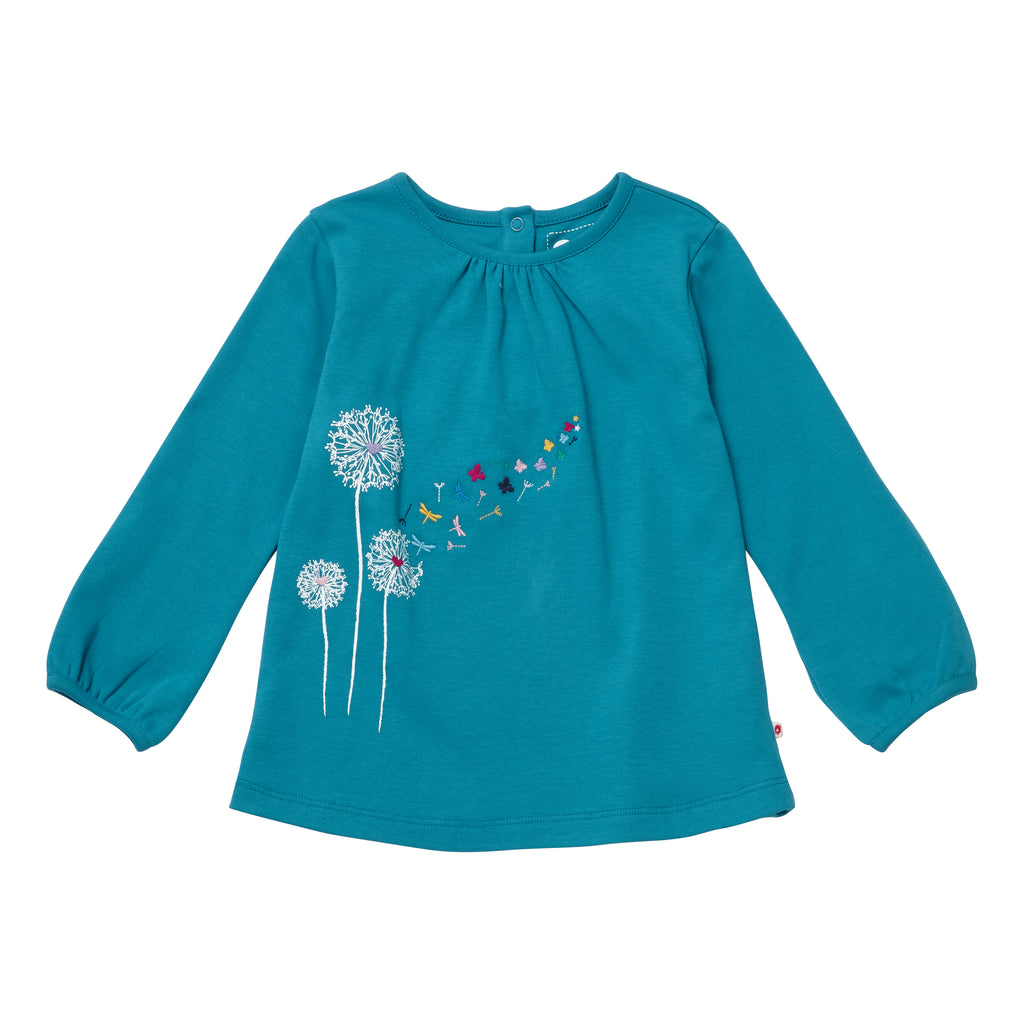 Piccalilly -  Tunic Top - Dandelion - Organic Cotton