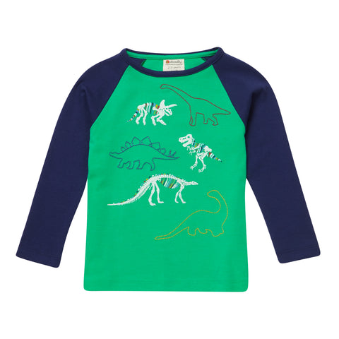 Piccalilly Top - Dinosaur Skeleton
