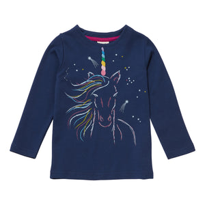 Piccalilly Top - Unicorn