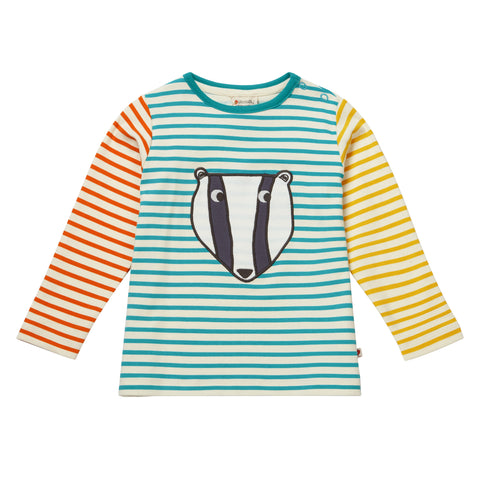 Piccalilly - Badger Top - Organic Cotton