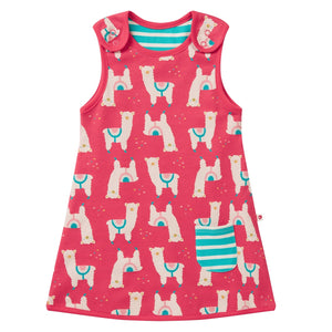 Piccalilly Reversible Dress - Alpaca