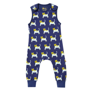 Piccalilly Dungarees - Hello Tiger