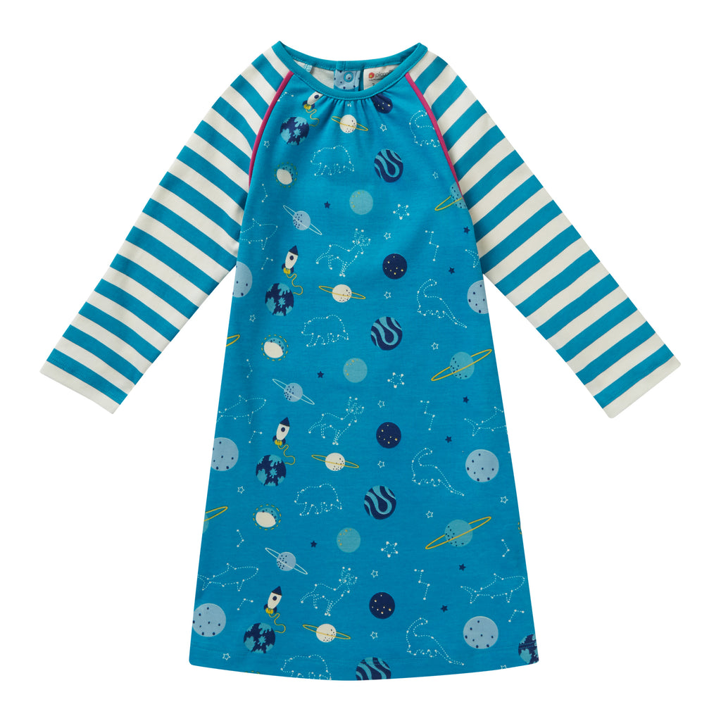 Piccalilly Raglan Dress - Space
