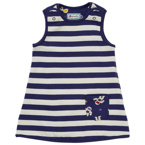 Piccalilly Reversible Dress - Astronaut