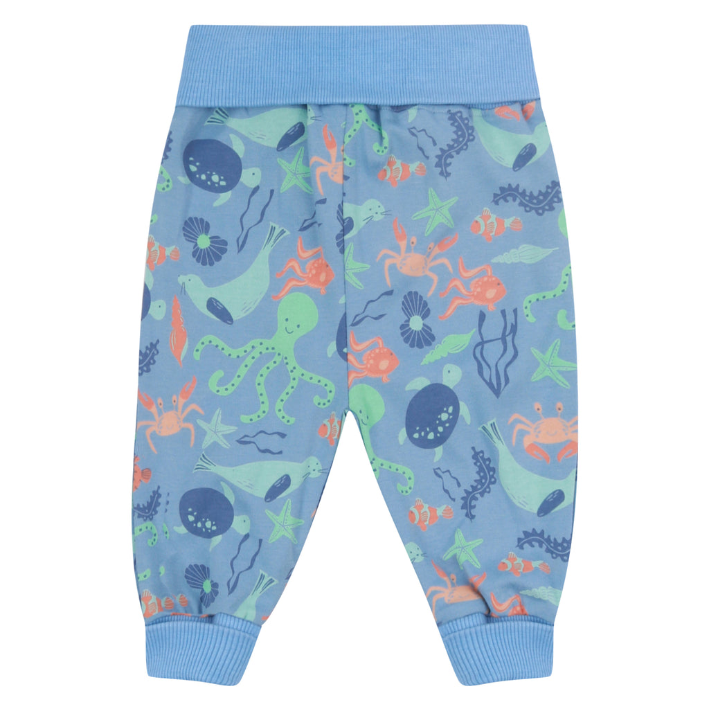 Piccalilly Pull-Up Trousers - Save Our Seas