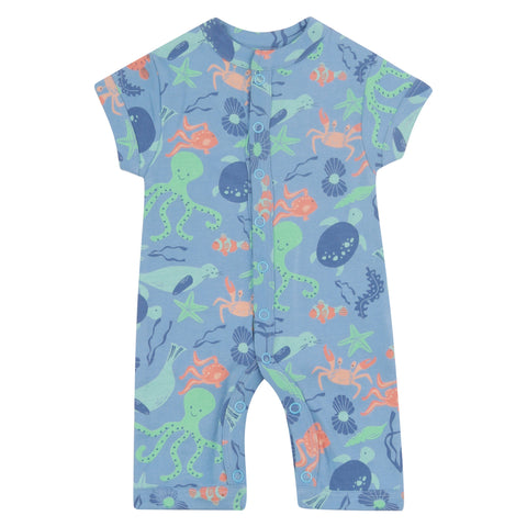 Piccalilly Shortie Romper - Save Our Seas