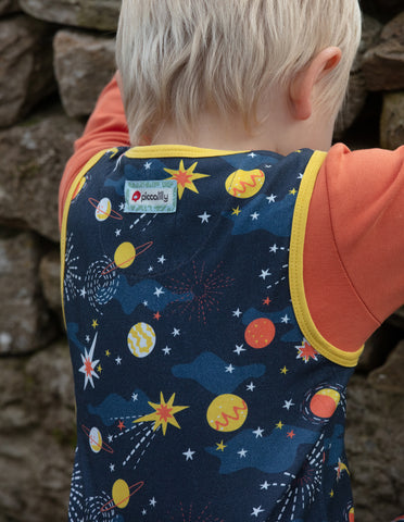 Image of Piccalilly Dungaress - Solar Space