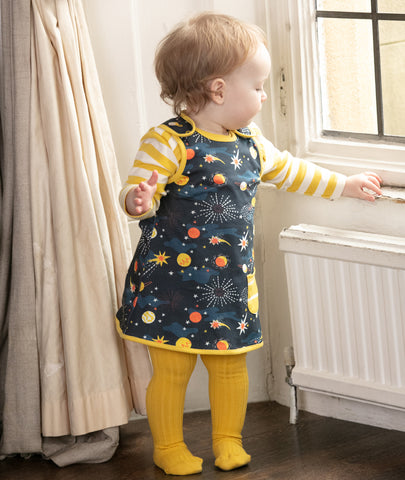 Piccalilly Reversible Dress - Solar Space