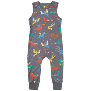Piccalilly Dungarees - Mythical Creature