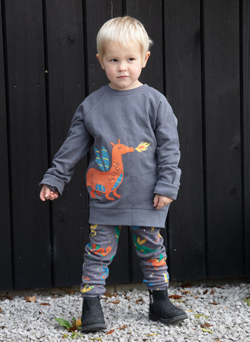 Image of Piccalilly Sweatshirt - Dragon