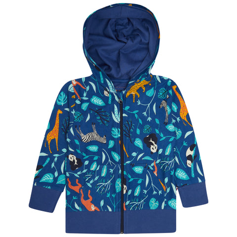 Piccalilly Hoodie - Wildlife