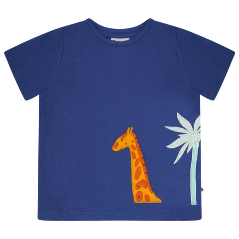 Piccalilly Kids T-Shirt - Giraffe