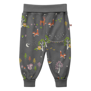 Piccalilly Pull-Up Trousers - Winter Woodland