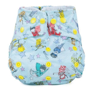 Baba & Boo One Size Nappy - Superkids