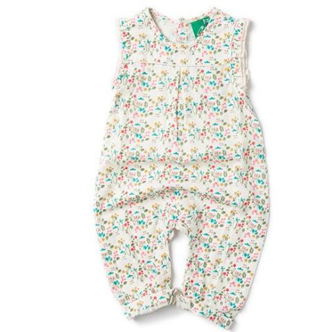 LGR Botanical Romper - Organic Cotton