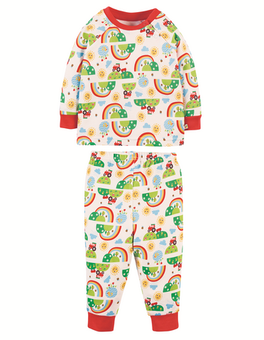Frugi Polperro Pyjamas - Happy Days