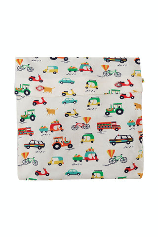 Image of Frugi Snoozy Pack A PJ - India Ink/Car