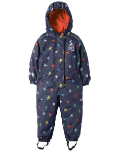 Frugi Explorer Waterproof All In One - Northern Stars