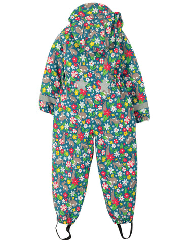 Image of Frugi Rain Or Shine Suit - Rabbit Fields
