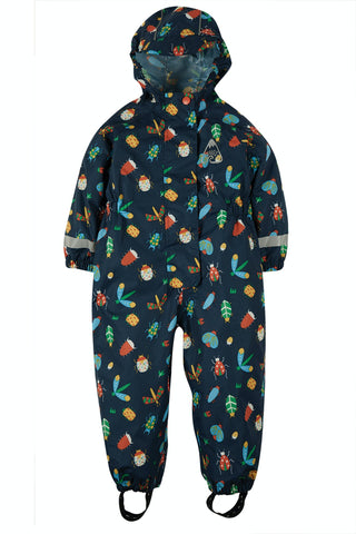 Frugi Rain Or Shine Suit - Bugs