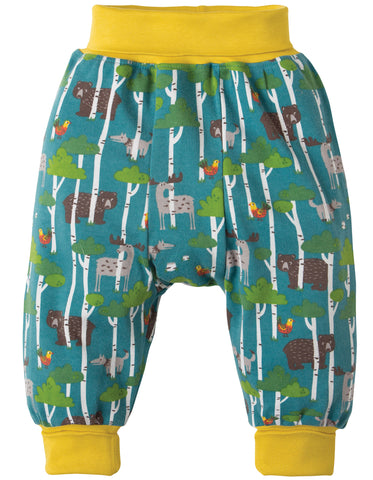 Image of Frugi Parsnip Pants - Hide & Seek - Organic Cotton