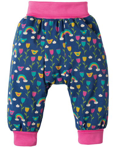 Image of Frugi Parsnip Pants - Perfect Day - Organic Cotton