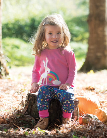 Frugi Parsnip Pants - Perfect Day - Organic Cotton