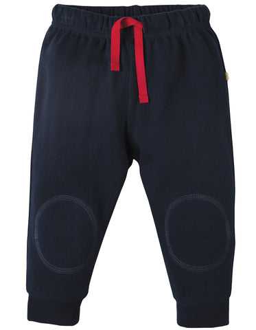 Image of Frugi Kneepatch Crawlers - Navy