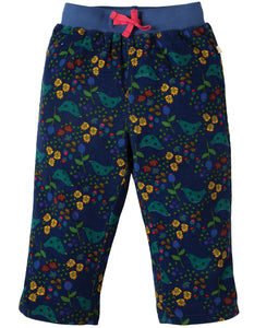 Frugi Little Cally Cord Trouser - Forest Forager - Tilly & Jasper